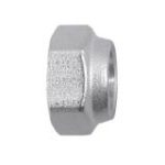 Nickel nut for copper tube
