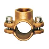 "Quick-connecting valve for iron pipe 3/4"" or for all pipes Ø27-28 exit ½""F"