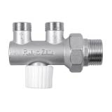 Complete single-tube valve