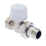 Nickel valve for steel tube